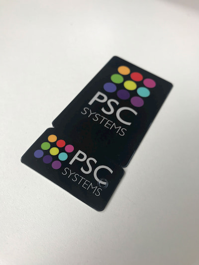 PSC Key Fob Card