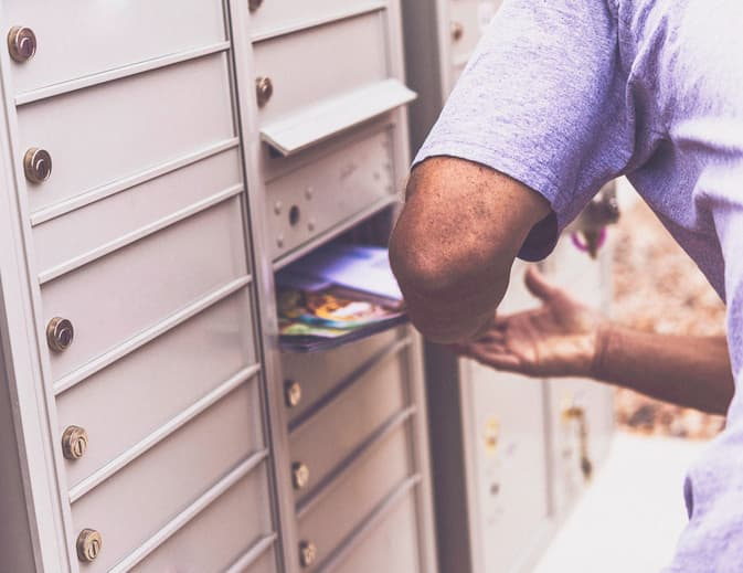 Direct Mail Fulfilment Services with PSC